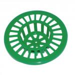 lapač nečistôt pr.6,5cm plastový (50ks) - mix farieb
