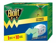 Odparovač BIOLIT elektrický so suchou náplňou 10ks
