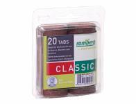 Tableta kokosová d36mm 20ks
