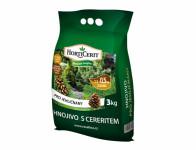 Hnojivo RAŠELINA HORTICERIT na ihličnany 3kg