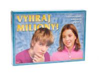 Společenská hra Vyhraj miliony
