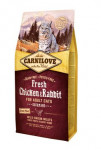 Carnilove Cat Fresh Chicken & Rabbit for Adult 6kg