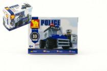 Stavebnica Dromader Polícia Auto 23101
