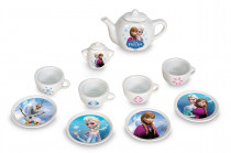 Kávový porcelánový set Ledové království