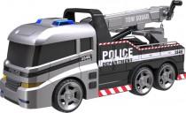 Teamsterz odťahový policajné auto so zvukom a svetlom