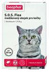 Beaphar obojok SOS Flea pre mačky 35 cm