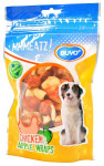 Dôvo + dog Mmmeatz! chicken & apple 100g
