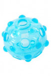 Hračka pes BUSTER Crunch Ball, svetlo modrá 6,35cm S