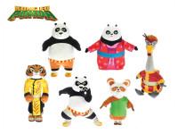 Kung Fu Panda 3 plyšoví 27 cm - mix variant či barev