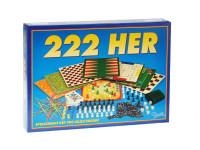 Společenská hra 222 her