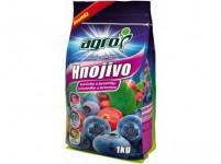 Hnojivo AGRO organo-minerálne na čučoriedky a brusnice 1kg