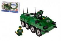 Stavebnica Cheva 51 Military Obrnený transportér plast - VÝPREDAJ