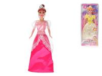Panenka princezna kloubová 29cm 3 druhy