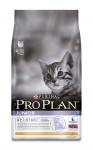 Purina ProPlan Cat Junior s kuracím mäsom 3 kg