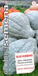 Dobrá semená tekvica obrovská - Blue Hubbard modrá 7s