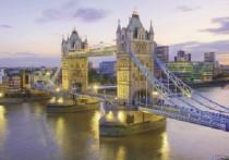 Puzzle 1000 dílků Věž mostu Bridge