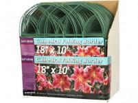 plôtik záhradné 45cmx3m kov / plastový, ZE (7ks)