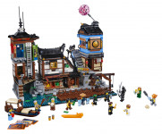 Lego Ninjago 70657 Prístavisko v NINJAGO City