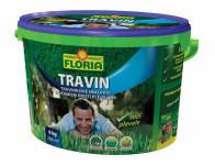 Hnojivo traviny FLORIA s účinok proti burinám 8kg