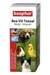 Beaphar Vit Total vitamínové kvapky pes, mačka 50ml