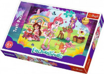 Puzzle Enchantimals 41x27,5cm 160 dielikov