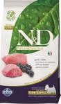N&D Grain Free Dog Adult Mini Lamb & Blueberry 2,5 kg