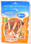 Dôvo + dog Bones! Meaty chicken batons 100g