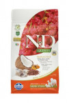 N & D GF Quinoa DOG Skin & Coat Herring & Coconut 800g