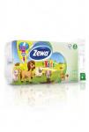 Wc toaletný papier ZEWA Deluxe Aqua Tube Kids 3V 8ks