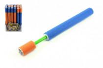 Vodné trubice penová 38cm - mix farieb