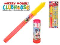 Bublifuk trubice Mickey Mouse CloubHouse 27,5 cm 60 ml - mix variant či barev
