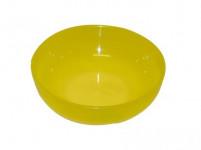 miska 22,5cm plastová - mix farieb