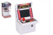 Automat hrací na arkádové hry plast na baterie 240 her