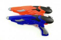 Vodné pištole plast 38cm - mix farieb