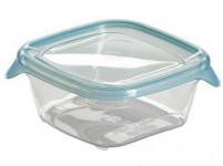 dóza FRESH & GO štvorcová 0,25l plastová