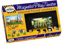 Safari magnetické divadlo