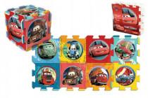 Pěnové puzzle Cars/Auta