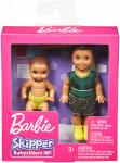 Barbie MALÍ SÚRODENCI - mix variantov či farieb - VÝPREDAJ