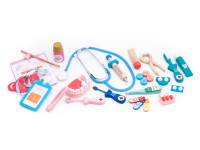 Drevená sada zubárske ORDINÁCIE