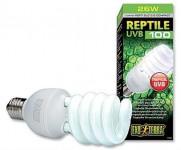 Žiarovka terárijná slnečné 25 W, ExoTerra Reptile UVB100