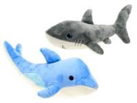 Zvieratko oceán plyšové 42-44 cm - mix variantov či farieb