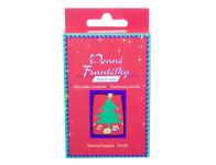 Františky s vôňou perníka a vianočného bouquetu 20ks