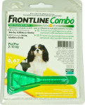 Frontline Combo spot-on dog S auv sol 1 x 0,67 ml