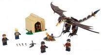 LEGO Harry Potter TM 75946 Uhorský chvostorožec: Trojčarodejnícky turnaj
