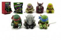 Korytnačka Ninja kľúčenka figúrka plast - mix variantov či farieb