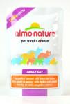 Almo Cat Daily kapsa kuře+losos 70g