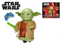 Star Wars R / C Jumbo Yoda nafukovacie 67 cm plná funkcie na batérie so zvukom