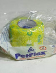 Ovínadlo elast. Pet-Flex No Chew 5cmx4,5m 1ks