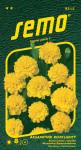 Semo Aksamietnica rozložitá - Petit žltá 1g