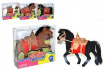 Kůň fliška 15cm - mix barev